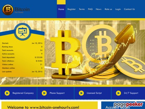 Bitcoin hyip monitor deutschland