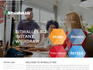 HYIP Investment Program:BitWallet