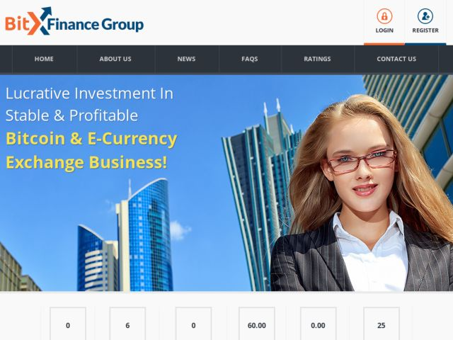 HYIP Investment Program:BitXFinance