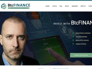 HYIP Investment Program:BtcFinance