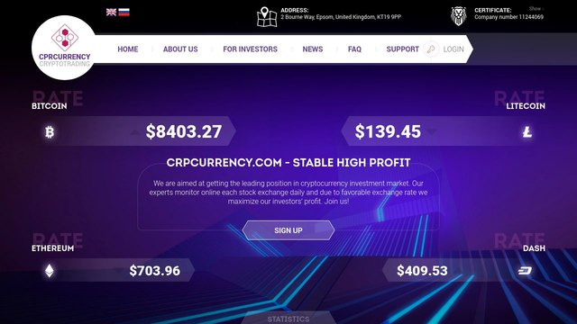 CRPcurrency