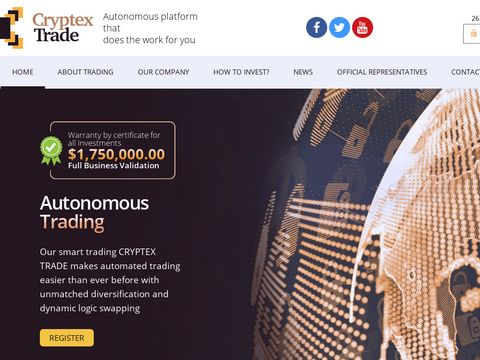 Cryptex Trade Ltd.