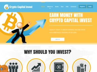 HYIP Investment Program:Crypto Capital Invest