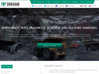 HYIP Investment Program:Dragam