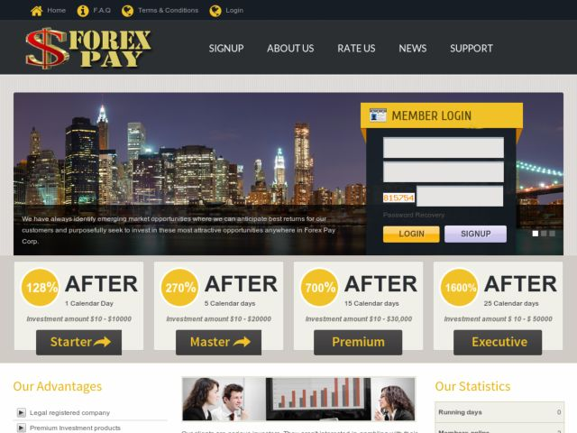 Forex news paid