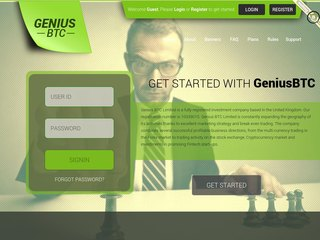 Genius Btc Limited
