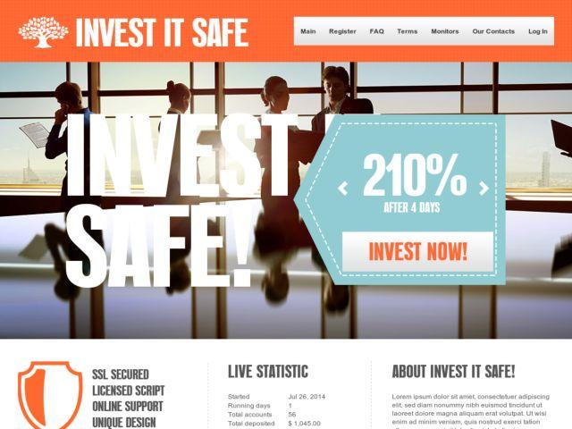 Safe hyip rates