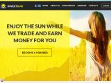 HYIP Investment Program:InvestSun