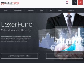 HYIP Investment Program:LexerFund
