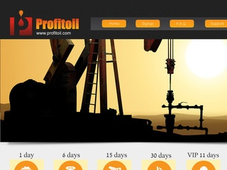 HYIP Investment Program:ProfitOil
