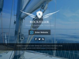 HYIP Investment Program:Rockfeller