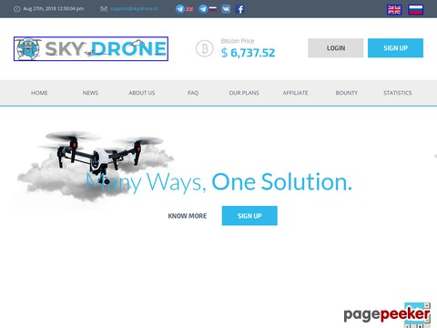 SkyDrone