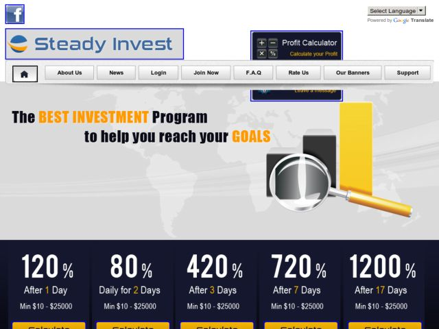 Hyip invest шланг