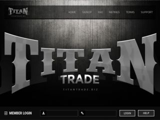 HYIP Investment Program:TitanTrade
