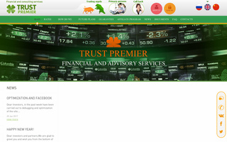 HYIP Investment Program:Trust Premier