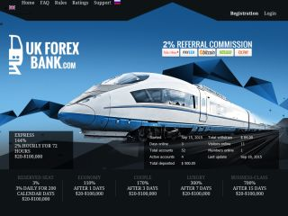 HYIP Investment Program:UkForexBank