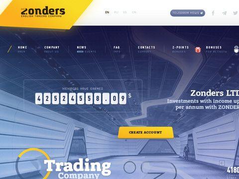 Zonders Pro screenshot